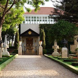 Il Mausoleo di Bahá'u'lláh