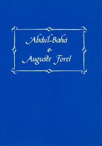Lettera di 'Abdu'l-Bahá al professor Auguste Forel